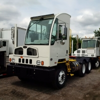2020 Autocar X-Spotter Tandem Drive Axle Shunt Truck 1