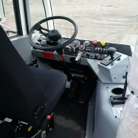 2020 Autocar X-Spotter Tandem Drive Axle Shunt Truck 4