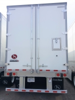 "2020 Great Dane Champion CS1 Van Trailers with 16"" Logistic Post Centers 4"