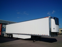 NEW GREAT DANE EVEREST EVEREST TANDEM HIGH CUBE REEFER TRAILERS 2