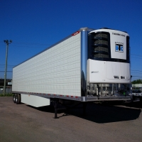 NEW 2023 MODEL GREAT DANE EVEREST EVEREST TANDEM HIGH CUBE REEFER TRAILERS 6