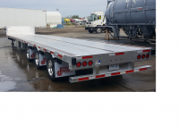 2020 DOONAN CHAPARRAL DEEP DROP TRIDEM 53' ALL ALUMINUM STEPDECKS 2