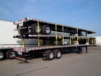 NEW GREAT DANE FREEDOM LT 53' COMBO TANDEM AXLE FLATBEDS 1