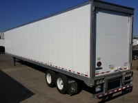 2021 GREAT DANE EVEREST TANDEM 53' ROLL UP DOOR REEFER TRAILERS 1