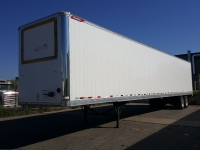 2020 GREAT DANE EVEREST TANDEM ROLL UP DOOR REEFER TRAILERS 2