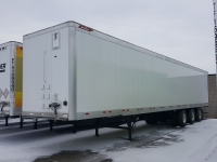 2020 GREAT DANE CHAMPION CS1 LOGISTIC TRIDEM SWING DOOR VAN TRAILERS 1