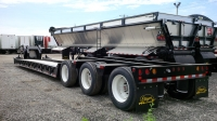 NEW ETNYRE 55 TON HYDRAULIC DETACHABLE LOWBOY FLOAT TRAILER 2