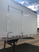 NEW 2021 GREAT DANE 36' AND 42' ROLL UP REEFERS WITH SIDE DOOR AND DUAL TEMP PREP 3